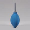 ลูกยางเป่าลม Matin รุ่น M-6225-2 เฮอริเคน ซิลิโคน สีฟ้า