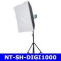 ชุดไฟแฟลชสตูดิโอ นีโอเทค ดิจิตอลไล้ท์-โปร 1000วัตต์ รุ่น OB-1000