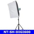 ชุดไฟแฟลชสตูดิโอ นีโอเทค ดิจิตอลไล้ท์-โปร 600วัตต์ รุ่น OB-600