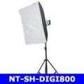 ชุดไฟแฟลชสตูดิโอ นีโอเทค ดิจิตอลไล้ท์-โปร 800วัตต์ รุ่น OB-800