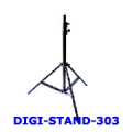ขาตั้งไฟแฟลชสตูดิโอ นีโอเทค ดิจิตอลไล้ท์ ขนาดใหญ่ รุ่น DIGI-STAND สีดำ